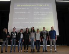 Schülervollversammlung Realschule